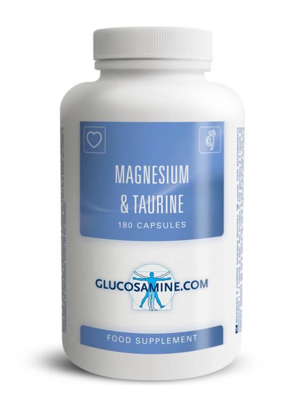 Magnésium & Taurine