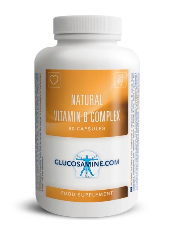 Natural Vitamin B