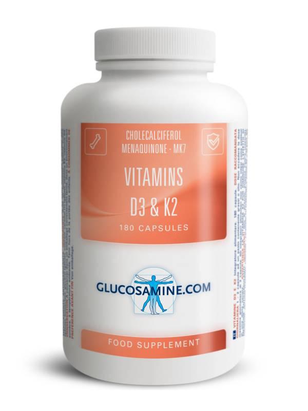 Vitamine D3 & K2